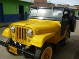 Jeep Willys 4-63 4wd 1962