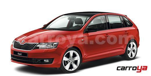 Skoda Rapid Spaceback 1.6 2015