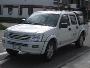 Chevrolet Luv D-max 3.0 4x2 Doble 2008