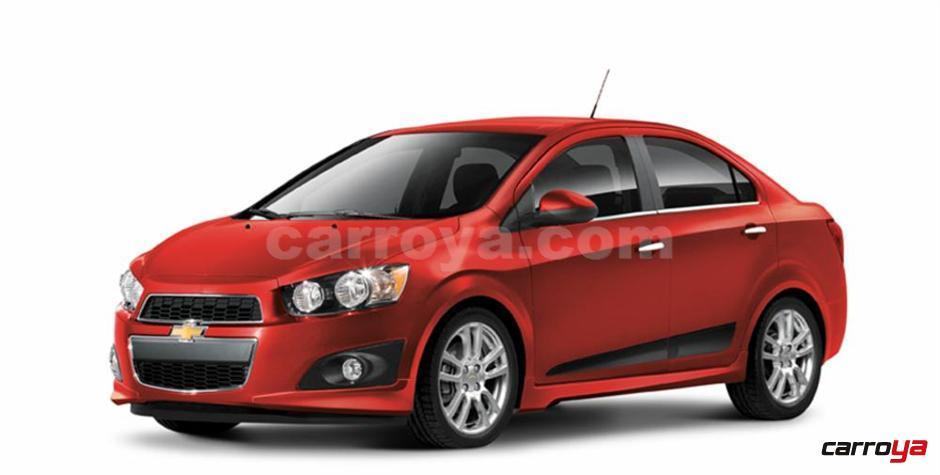 chevrolet sonic sedan lt 2016 nuevo precio en colombia. Black Bedroom Furniture Sets. Home Design Ideas