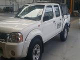 Nissan Frontier Doble Cabina 3.0 2011