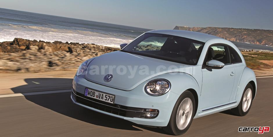 volkswagen beetle sport 2 5 aut 2016 nuevo precio en colombia. Black Bedroom Furniture Sets. Home Design Ideas