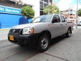 NISSAN Frontier Doble Cabina 2.4L 4x2 2015
