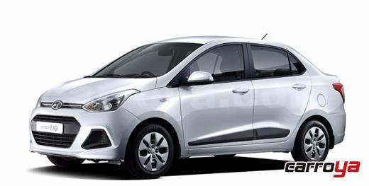 Hyundai Grand i10 Illusion Sedán 2016