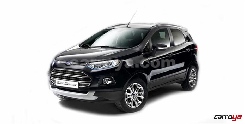 ford ecosport titanium 2016 nueva precio en colombia. Black Bedroom Furniture Sets. Home Design Ideas