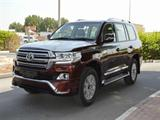 Toyota Land Cruiser 200 Imperial 2016
