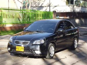 Kia Rio Xcite 1.4 EX Sedan Full 2012