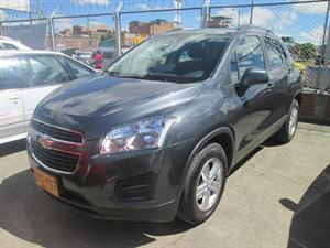 CHEVROLET Tracker LS Mecánica 2015