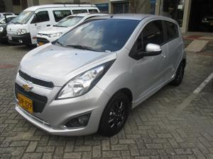 CHEVROLET Spark GT LTZ Mecánico Full Equipo 2016