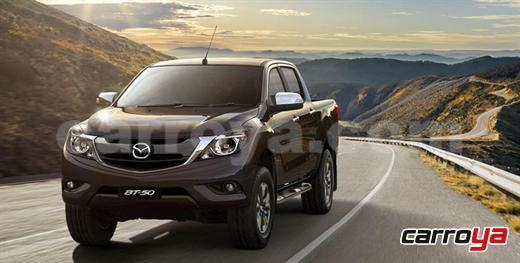 Mazda BT-50 Professional 3.2 4X4 Mecánica Diesel 2016