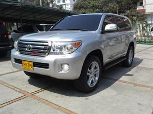 Toyota Land Cruiser 200 Imperial 2011
