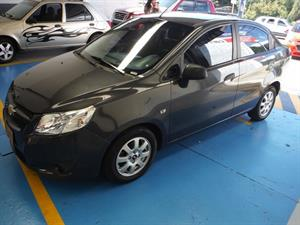 Chevrolet Sail 1.4 LT Sedan 2014