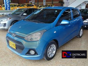 Hyundai Grand i10 Illusion 1.2 2015