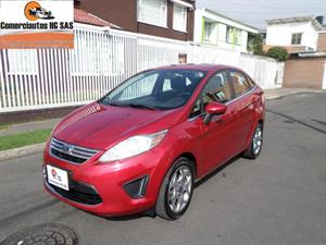 Ford Fiesta 1.6 Powershift SE 2012