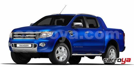 Ford Ranger Limited Aut 2016