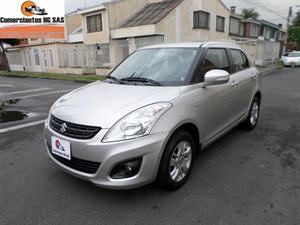 Suzuki Swift Sedán 1.2 GLX 2015