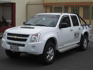 Chevrolet Luv D-max 3.0 4x4 Doble 2012