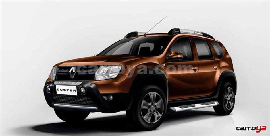renault duster dynamique 4x2 bva 2017 nueva precio en colombia. Black Bedroom Furniture Sets. Home Design Ideas