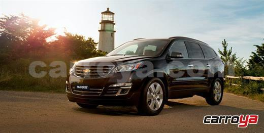 CHEVROLET Traverse LT Aut. 2016