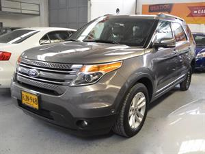 Ford Explorer Limited 4.6 2011