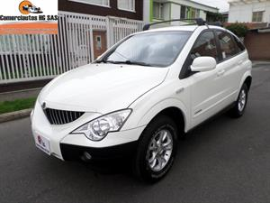 Ssangyong Actyon 2.0 Diesel 2008