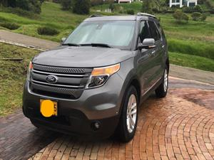 Ford Explorer 3.5 LIMITED 2014
