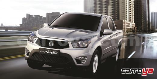 Ssangyong New Actyon Sports 2.0 2016