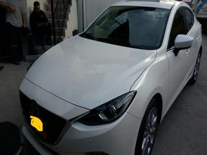 Mazda 3 Skyactiv Grand Touring 2016