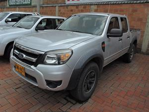 Ford Ranger 2.5 4x4 Doble Cabina 2012