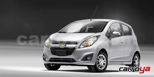 CHEVROLET Spark GT LT A.A 2017