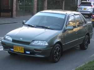 CHEVROLET Swift 1.3 Mecánico 4p 1996