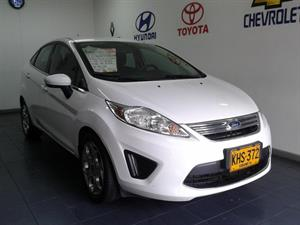 Ford Fiesta 1.6 Powershift SE 2011