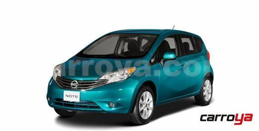 Nissan Note Advance 2017