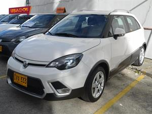 MG 3 1.5 Xcross Lux Automatico 2015