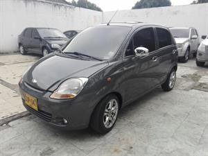 Chevrolet Spark GO Aire 2009
