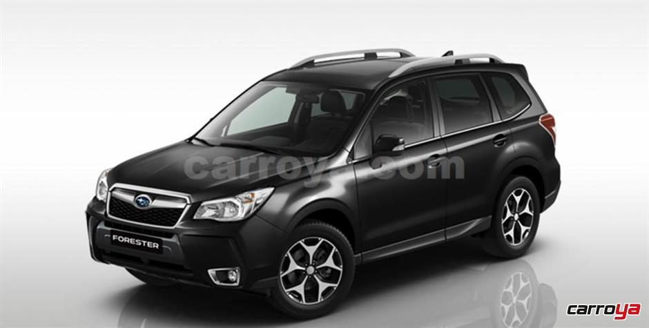 subaru forester 2 0 xt turbo 2017 nueva precio en colombia. Black Bedroom Furniture Sets. Home Design Ideas