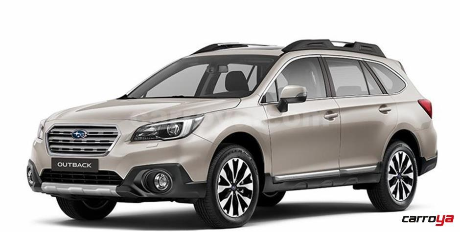 subaru outback 3 6 r limited 2017 nueva precio en colombia. Black Bedroom Furniture Sets. Home Design Ideas