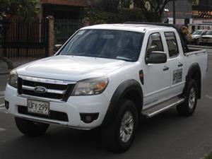 Ford Ranger 2.5 4x4 Doble Cabina 2011