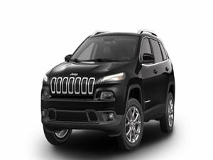 Jeep Cherokee Longitude Plus 2016