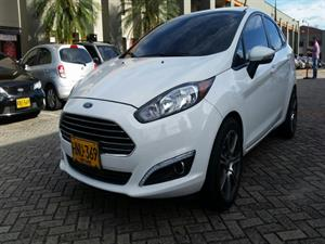 Ford Fiesta 1.6 Powershift SE 2014