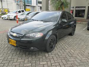 Chevrolet Optra 1.6 Mecánico Aire 2009