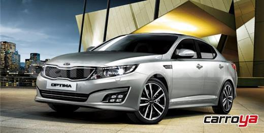 Kia Optima 2.0 16V Aut 2016