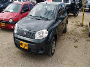 Fiat Uno Vivace 1.4 Mecánico Aire 2013