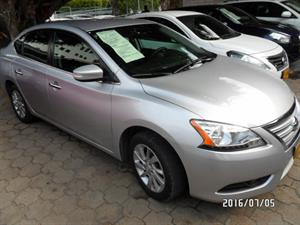 Nissan New Sentra 1.8 Advance 2014