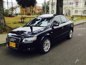 AUDI A4 1.8 Luxury Turbo Multitronic 2007