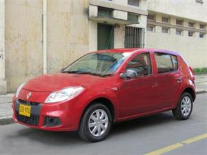 Renault Sandero Authentique 2016