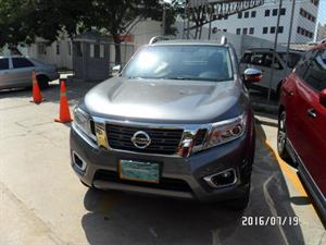 NISSAN Frontier NP300 2.5 4X4 Doble Cabina Turbo Diesel AA 2016