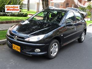 Peugeot 206 1.6 XT Midnight 5 2008
