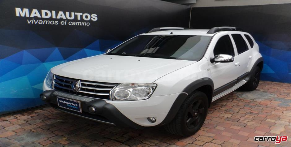 renault duster dynamique 4x2 bva 2013 usado en bogota 1668529. Black Bedroom Furniture Sets. Home Design Ideas