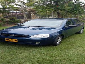 Chevrolet Corsa Evolution 1.8 4 2004